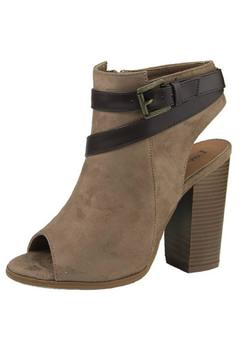 Shoptiques Product: Suede Booties