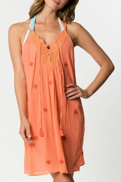 Shoptiques Product: Trapeze Tunic Cover-Up