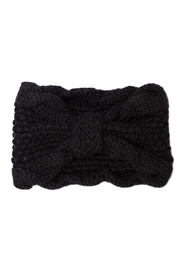 Leto Bow Knit Headband - Product Mini Image