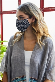 Leto Floral Protective Face-Mask - Side cropped