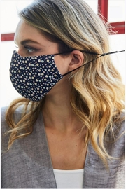 Leto Floral Protective Face-Mask - Front cropped