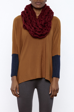 Shoptiques Product: The Jinna Infinity Scarf