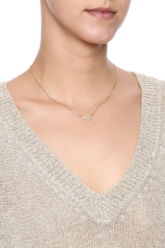Lets Accessorize Hugs And Kisses Necklace - Alternate List Image