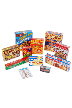Melissa & Doug Lets Play House Grocery Shelf Boxes - Alternate List Image