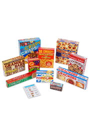 Melissa & Doug Lets Play House Grocery Shelf Boxes - Product Mini Image