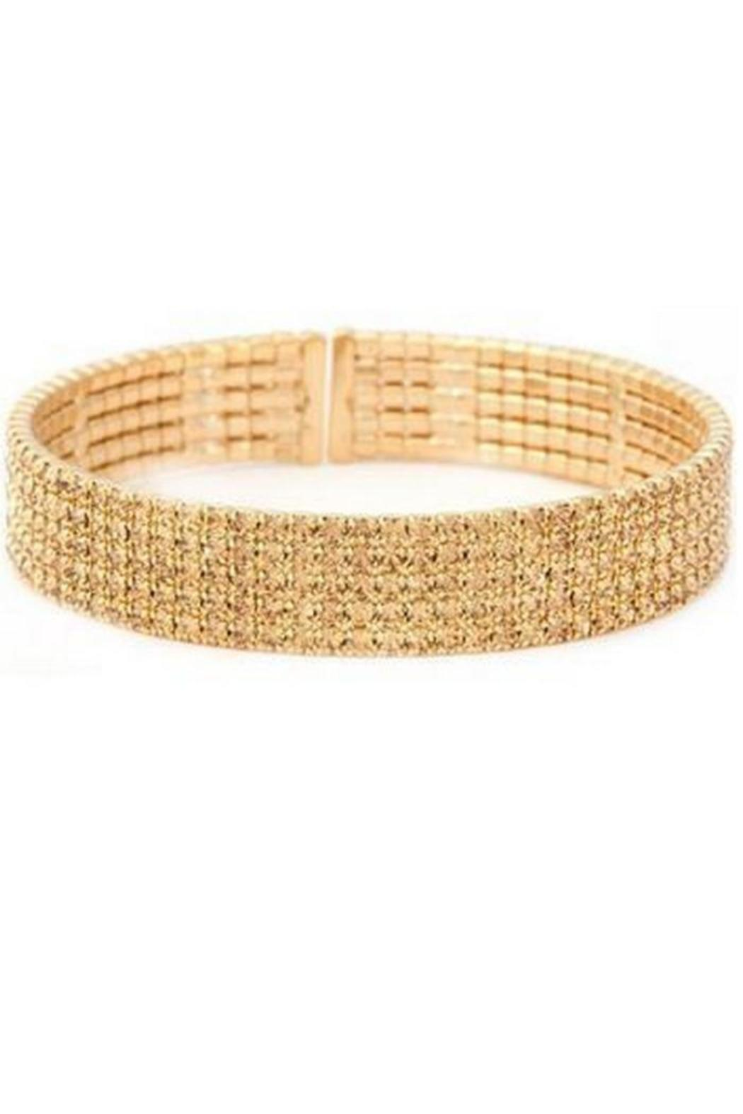 Lets Accessorize Five Row Bangle - Main Image