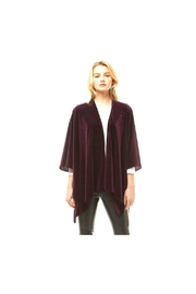 Lets Accessorize Crinkle Solid Shawl - Product Mini Image