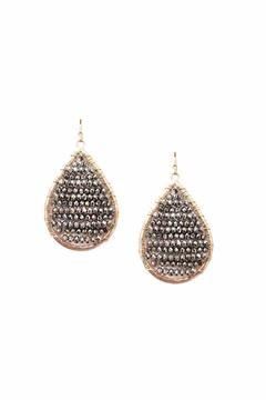 Lets Accessorize Crystal Beaded Earrings - Alternate List Image