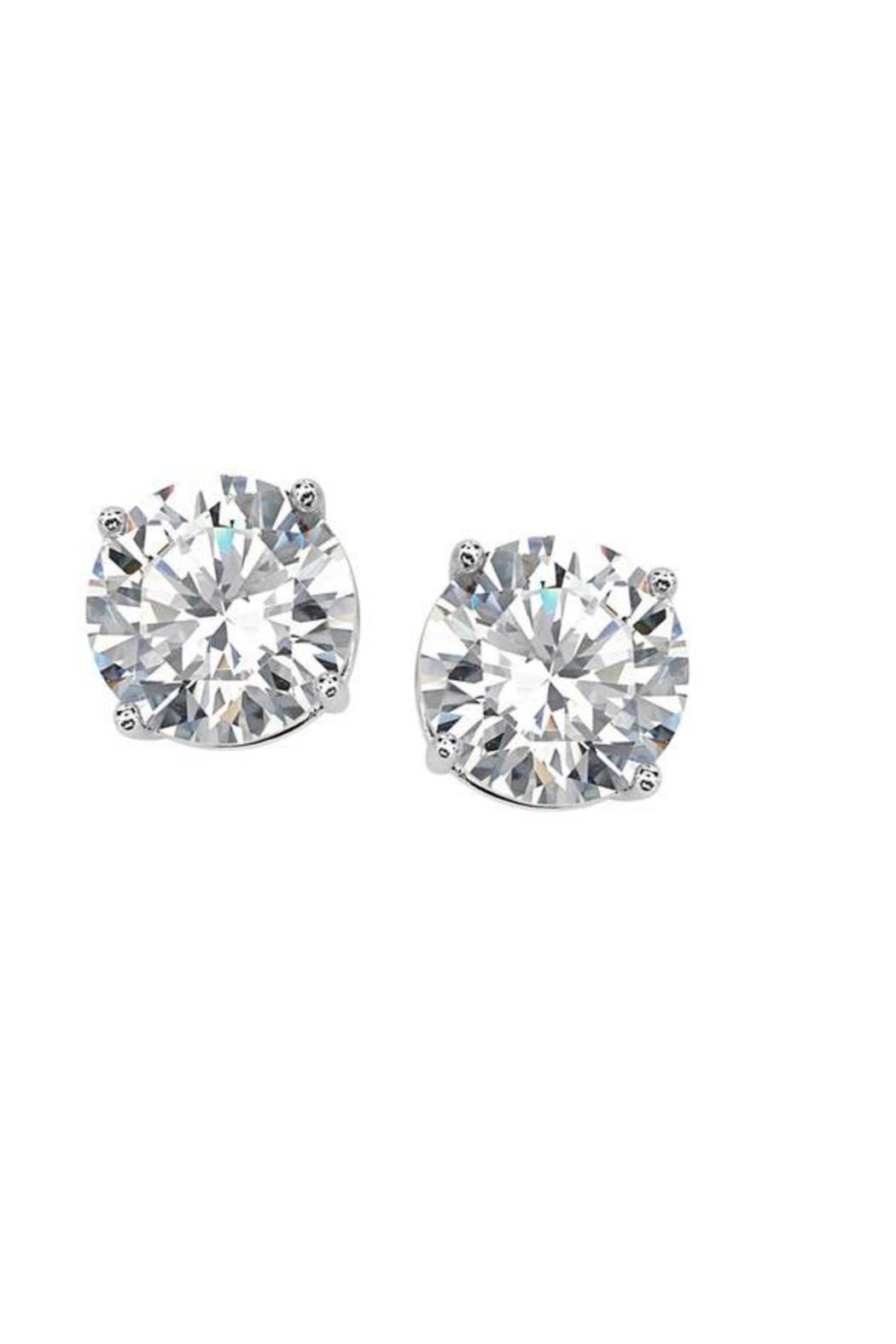 Lets Accessorize Emma Stud Earring - Side Cropped Image
