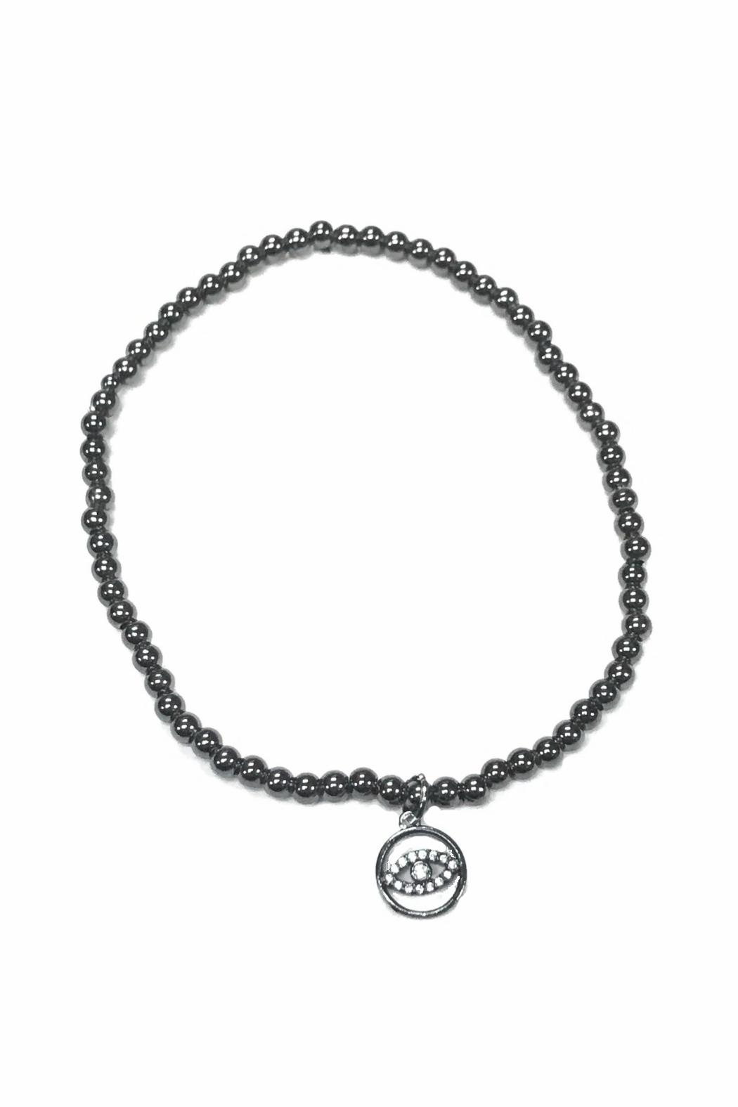 Lets Accessorize Evil Eye Anklet - Main Image