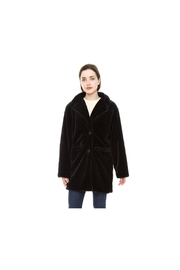 Lets Accessorize Faux Fur Jacket - Product Mini Image
