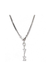Lets Accessorize Figaro Love Chain - Product Mini Image