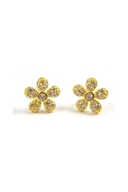 Lets Accessorize Flower Stud Earrings - Product Mini Image