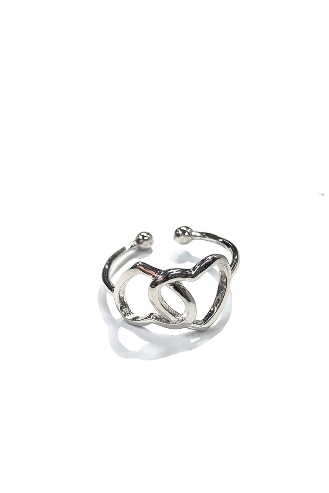 Lets Accessorize Forever Heart Ring - Main Image
