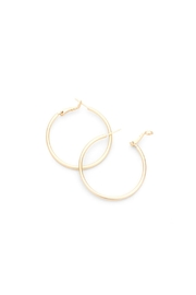 Lets Accessorize Hoops - Side cropped