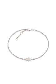 Lets Accessorize Pave Hand Bracelet - Product Mini Image