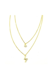 Lets Accessorize Powerful Layer Necklace - Product Mini Image