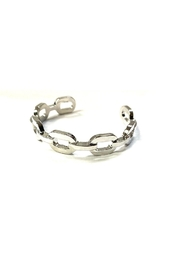Lets Accessorize Silver Link Bracelet - Product Mini Image
