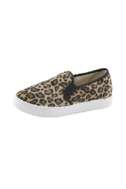 Lets See Style Leopard Slip-On Sneakers - Product Mini Image