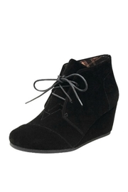 Lets See Style Wedge Booties - Product Mini Image