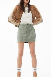 Mother Letterman Faux Fur - Product Mini Image