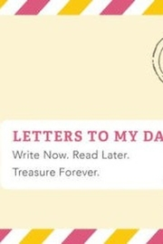 Chronicle Books Letters to my Daughter Remembrance Book - Product Mini Image