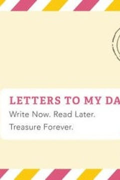 Chronicle Books Letters to my Daughter Remembrance Book - Alternate List Image