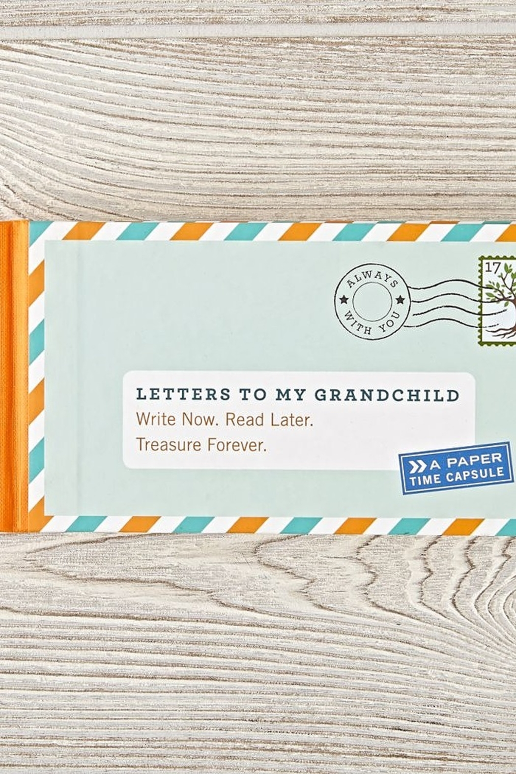 Chronicle Books Letters to my Grandchild Book - Main Image