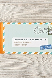 Chronicle Books Letters to my Grandchild Book - Product Mini Image