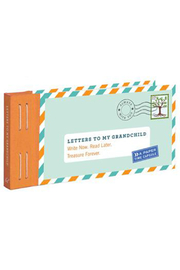 Hachette Letters To My Grandchild - Product Mini Image