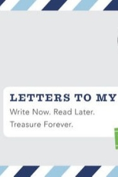 Chronicle Books Letters to my Son Remembrance Book - Product List Image