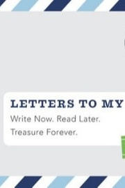 Chronicle Books Letters to my Son Remembrance Book - Front cropped