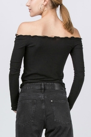 HYFVE Lettuce-Edge Top - Side cropped