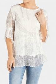 Coco + Carmen Letty Textured Tunic - Product Mini Image