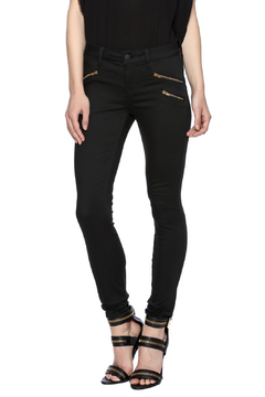 Shoptiques Product: Forever Black Skinny Jeans