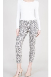 Level 99 Leopard Madison Jeans - Product Mini Image