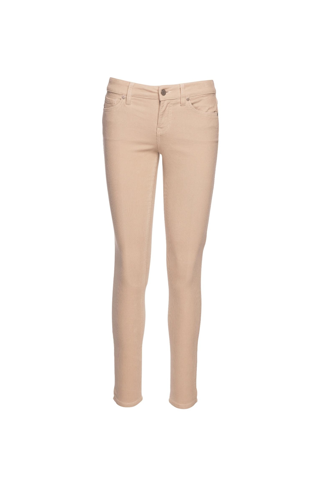 Level 99 Liza Mid Rise Corduroy Jeans - Main Image