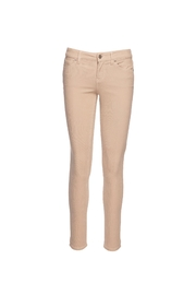 Level 99 Liza Mid Rise Corduroy Jeans - Front cropped