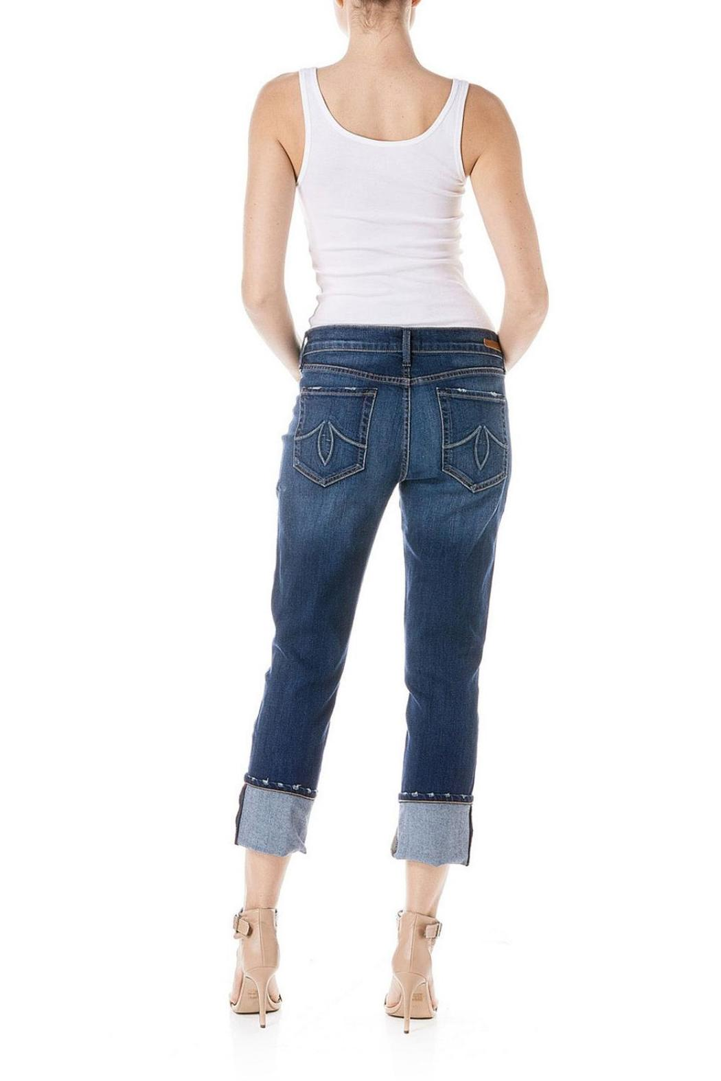 Level 99 Morgan Slouchy Jeans - Front Full Image