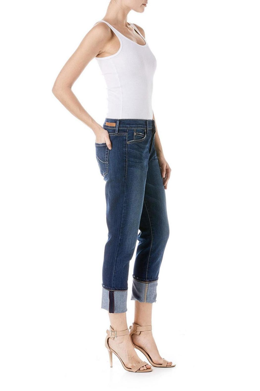 Level 99 Morgan Slouchy Jeans - Side Cropped Image
