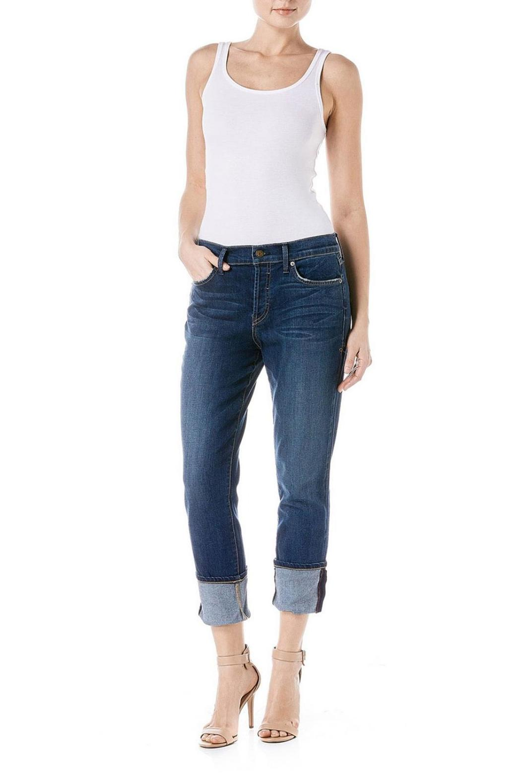 Level 99 Morgan Slouchy Jeans - Main Image
