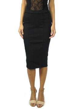 Level 99 Pepper Pencil Skirt - Product List Image