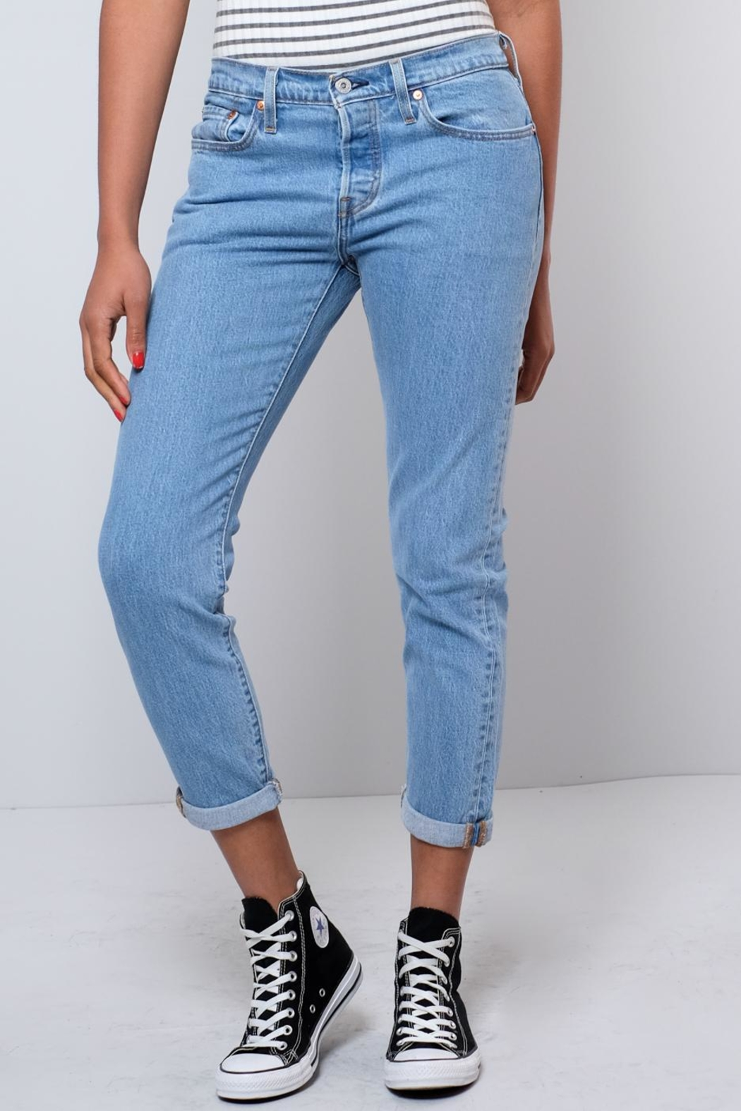 Levi's Tapered Jeans - Main Image