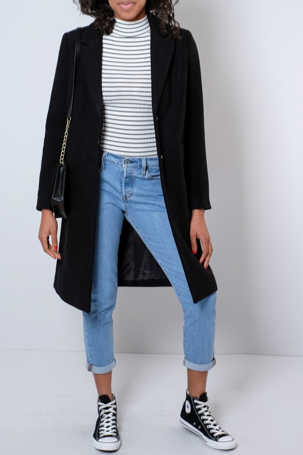 Levi's Tapered Jeans - Back Cropped Image