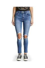 Levi's Distressed Skinny Jeans - Product Mini Image