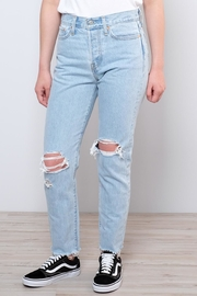 Levis Vintage Collection Wedgie Icon Fit Jeans - Front full body