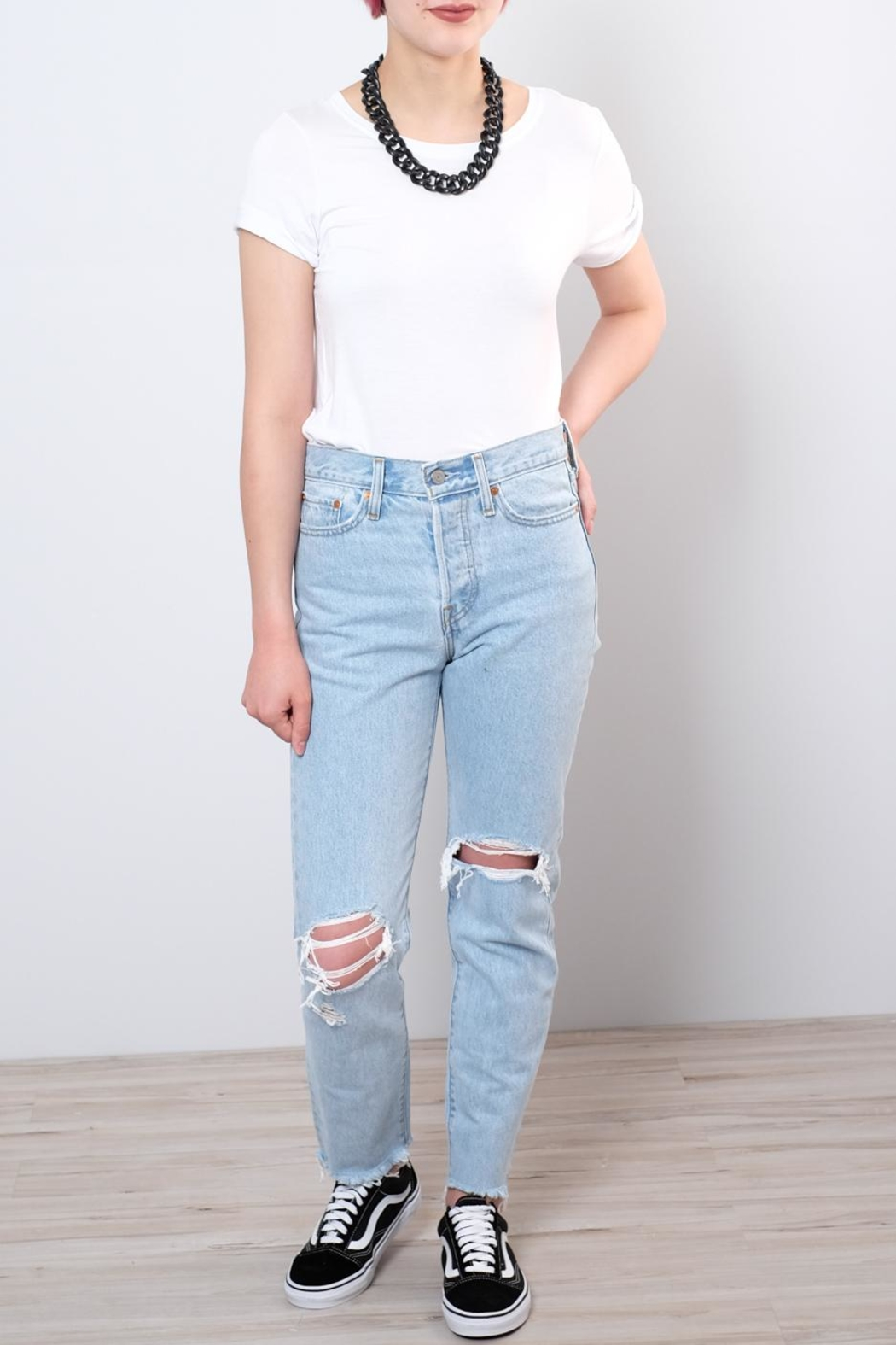 Levis Vintage Collection Wedgie Icon Fit Jeans - Main Image