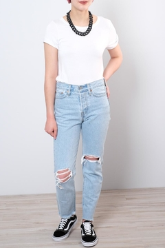 Shoptiques Product: Wedgie Icon Fit Jeans