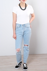 Levis Vintage Collection Wedgie Icon Fit Jeans - Product Mini Image