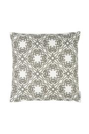 Levtex Home Grey Embroidered Pillow - Product Mini Image